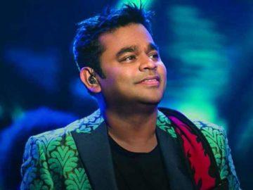 A. R. Rahman singer