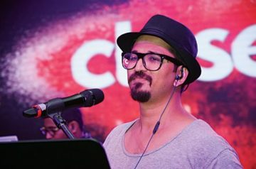 Amit Trivedi singer