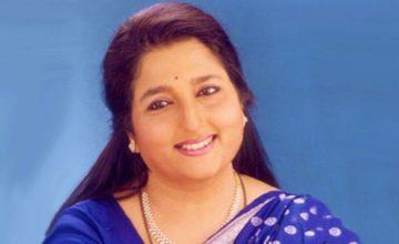 Anuradha Paudwal singer