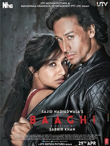 Baaghi songs lyrics