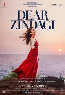 Dear Zindagi songs lyrics