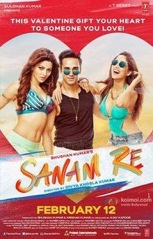 Sanam Re songs lyrics