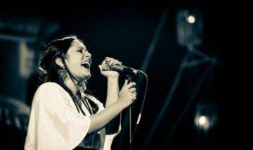 Shefali Alvares Singer