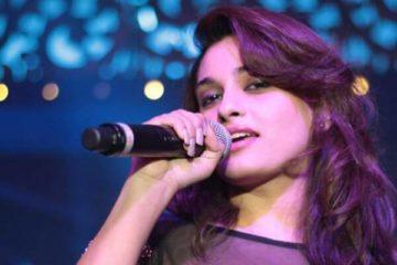Shraddha Pandit Singer