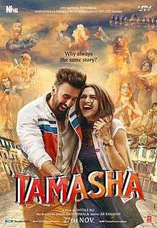 Tamasha songs lyrics