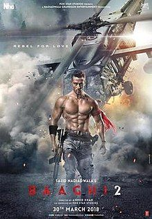 Baaghi 2 songs lyrics
