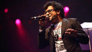Haricharan singer