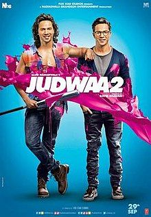 Judwaa 2 songs lyrics