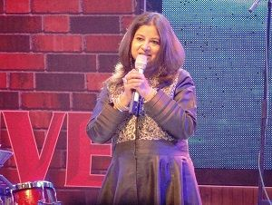 Rekha Bhardwaj singer