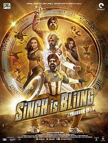 Singh is Bliing songs lyrics