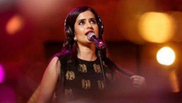 Sona Mohapatra singer
