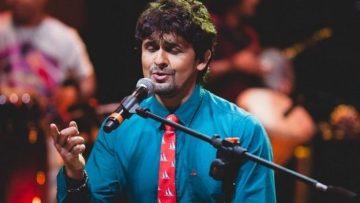 Sonu Nigam singer