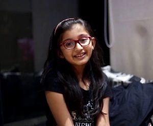 Tanishka Sanghvi singer