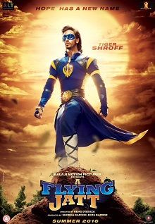 A Flying Jatt - Lyricsily