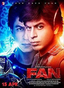 FAN movie - Lyricsily