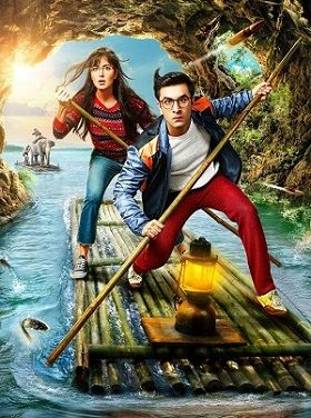 Jagga Jasoos - Lyricsily