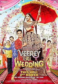 Veerey Ki Wedding - Lyricsily