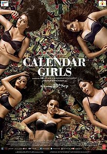 Calendar Girls movie songs lyrics