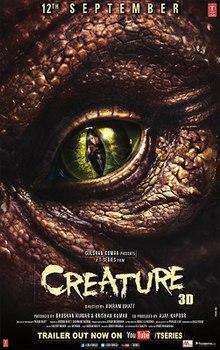 Creature 3d songs lyrics