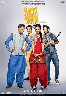 Happy Bhag Jayegi Songs Lyrics