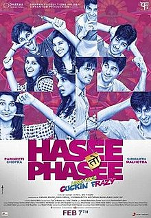 Hasee Toh Phasee Songs Lyrics