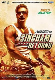 Singham Returns Songs Lyrics