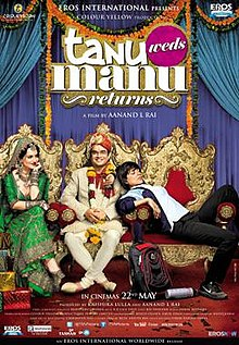 Tanu Weds Manu Returns Songs Lyrics