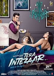 Tera Intezaar Songs Lyrics