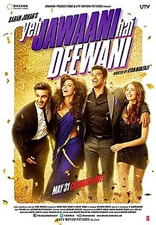 Yeh Jawaani Hai Deewani Songs Lyrics