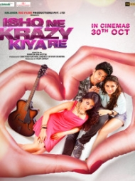 Ishq Ne Krazy Kiya Re Songs Lyrics