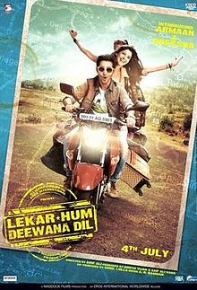Lekar Hum Deewana Dil Songs Lyrics