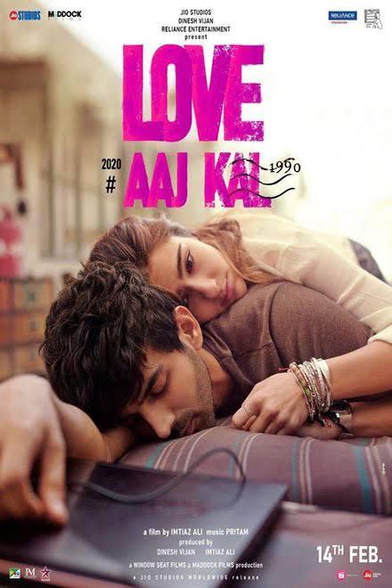 Love Aaj Kal Lyrics