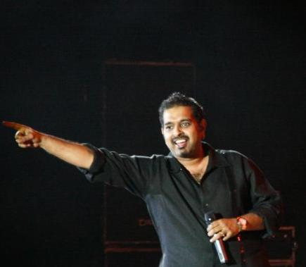 Shankar Mahadevan -Lyricsily