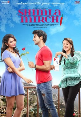Shimla Mirchi Song Lyrics