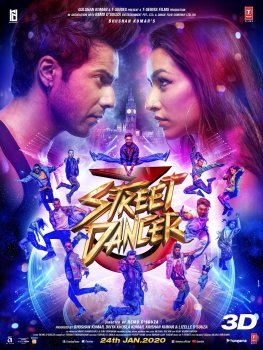 Street Dancer 3D Lyrics