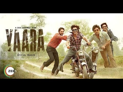 Yaara -songs-lyrics