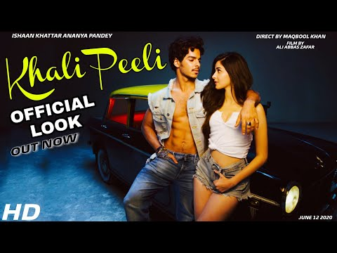 Khaali Peeli Song Lyrics