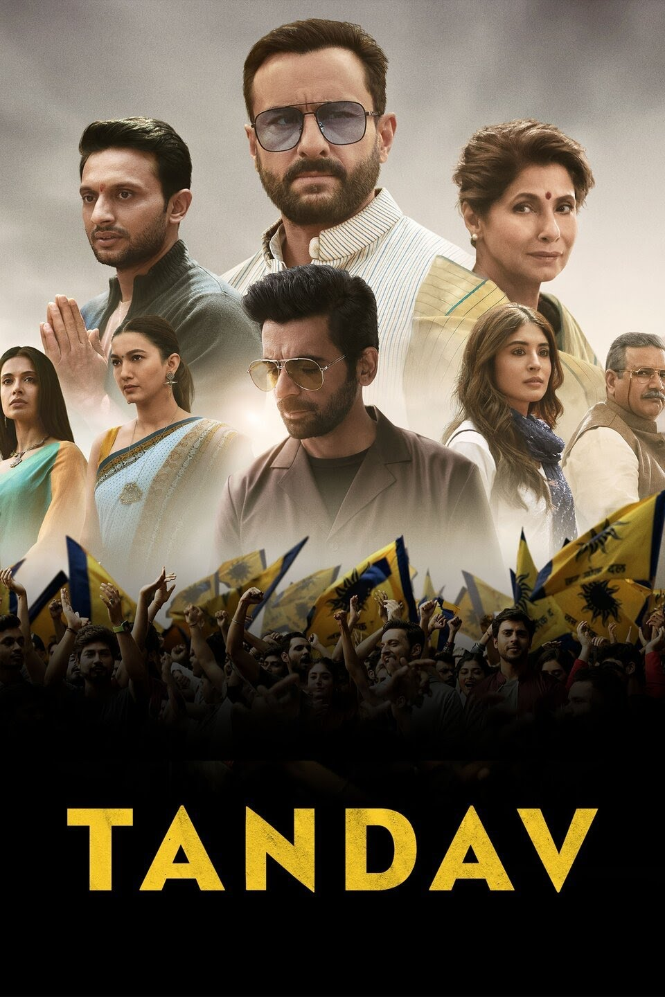 Tandav Song Lyrics