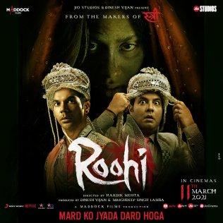 Roohi Song Lyrics